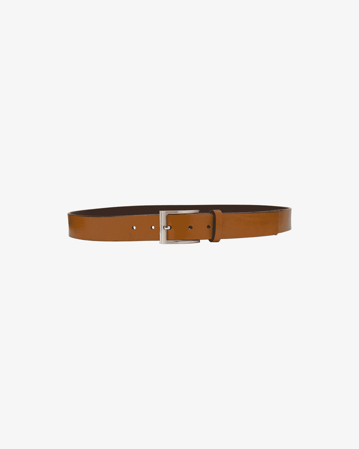 Loake James Belt Tan