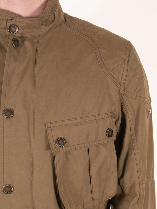 BARBOUR INTL. Lockseam Casual Jacket - Revolver Menswear Bawtry
