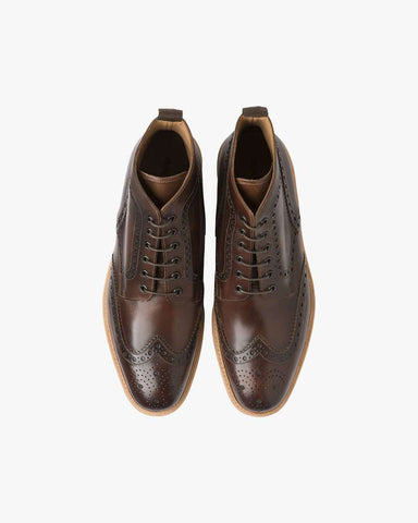 LOAKE Mamba Leather Boots - Revolver Menswear Bawtry