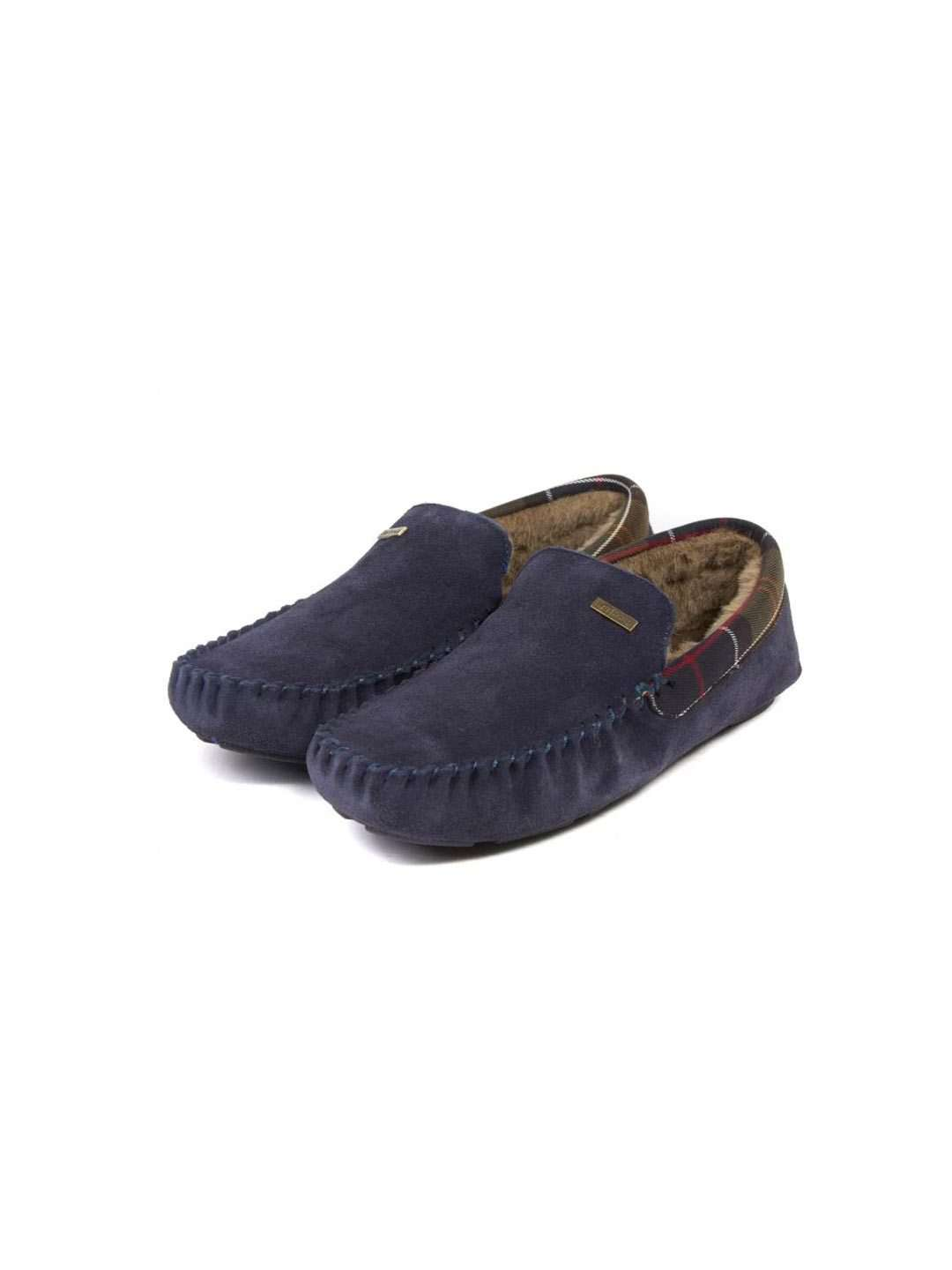 BARBOUR International Monty Slippers - Revolver Menswear Bawtry