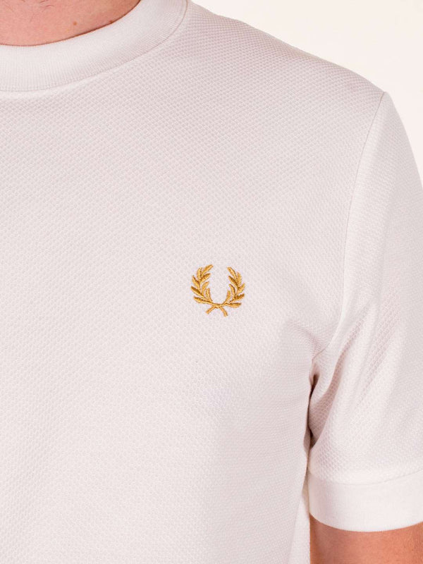 FRED PERRY Pique SS T-Shirt