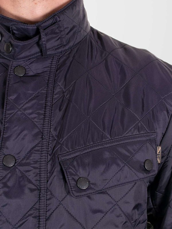 BARBOUR INTL. Ariel Polarquilt Jacket