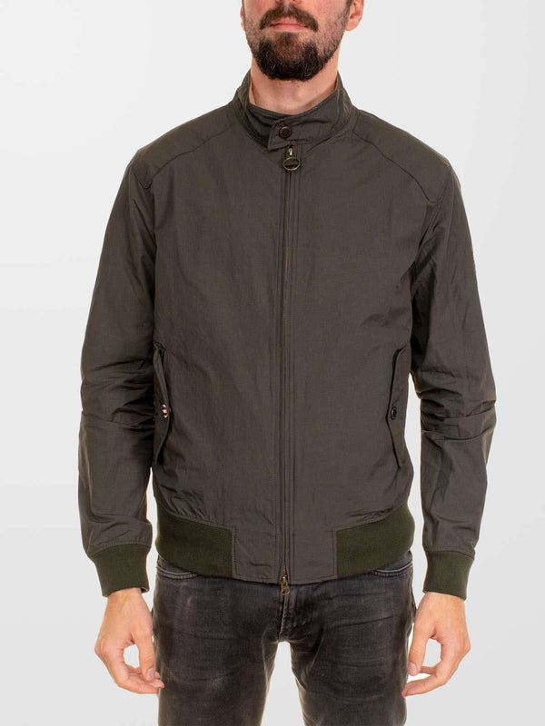 BARBOUR INTL. Rectifier SMQ Harrington Jacket