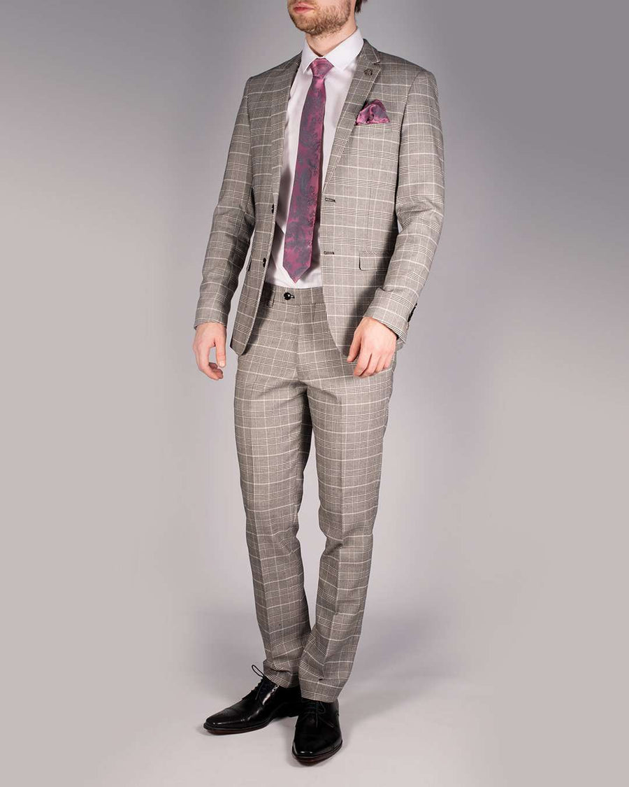 MARC DARCY Ross Check Blazer