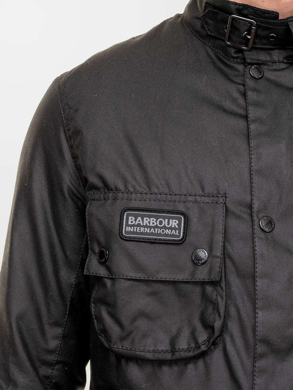 BARBOUR INTL. New SL Wax Jacket