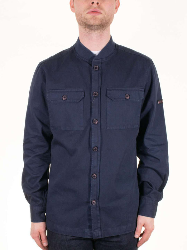 BARBOUR INTL. Spacer Overshirt - Revolver Menswear Bawtry
