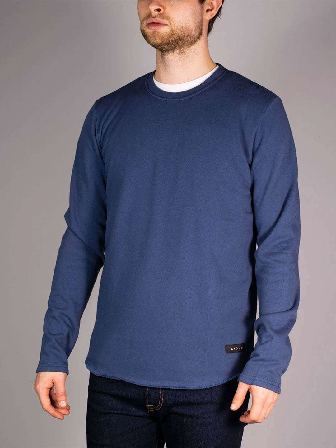 EDWIN Terry Long Sleeved Tee - Revolver Menswear Bawtry