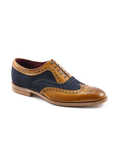 LOAKE Thompson Brogue - Revolver Menswear Bawtry