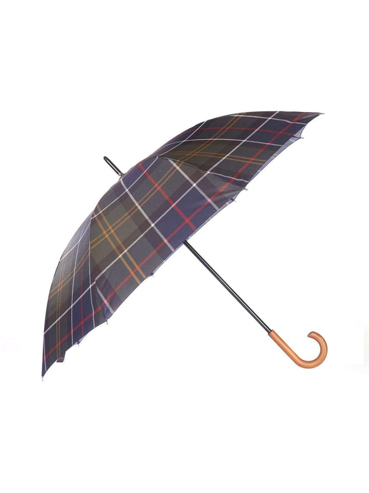 BARBOUR Tartan Walker Umbrella