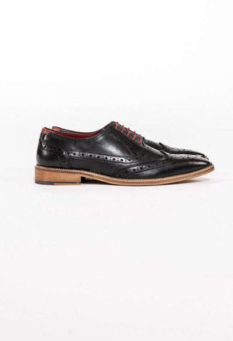MARC DARCY Larkin Leather Brogue - Revolver Menswear Bawtry
