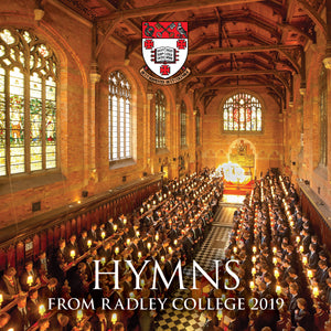 CD of Hymns from Radley College 2019