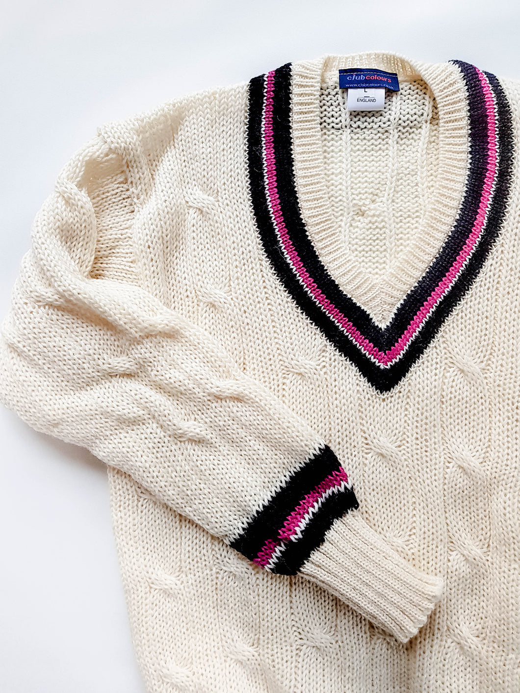 Cricket Sweater