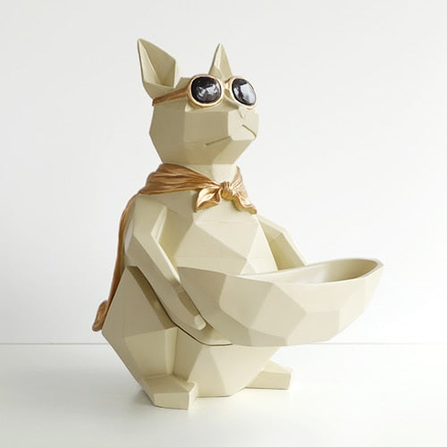 The Geometric Cat&Dog Organiser