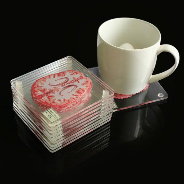 The Brain Coasters