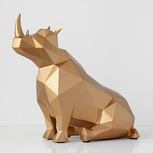 The Geometric Rhinoceros