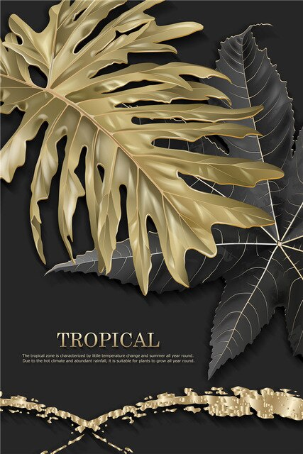 Tropical Leaf Collection