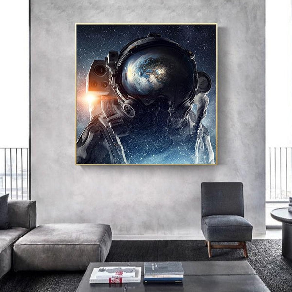 Astronaut Art Collection