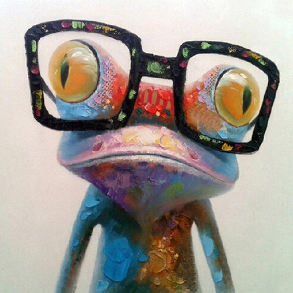 Mr. Froggy
