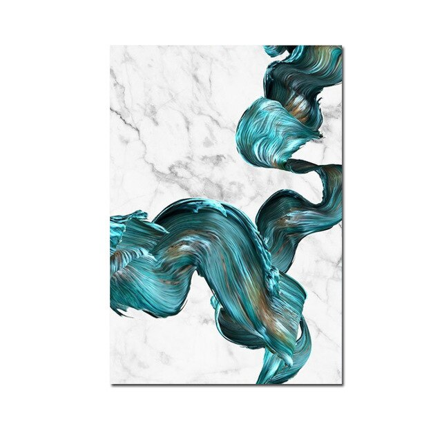 Marble Abstract Art