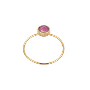 Golden Minimal Doublet Ring