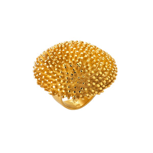 Sea-Urchin Round Ring