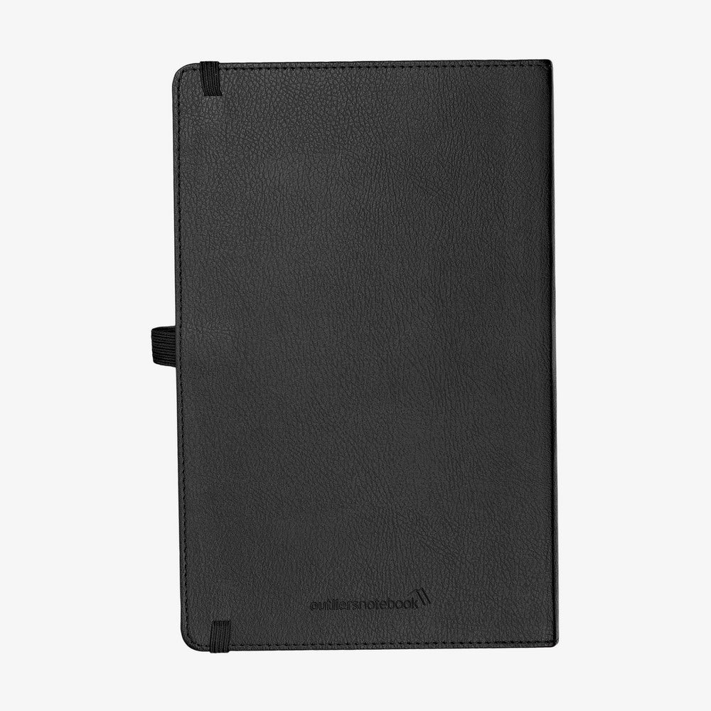 Outliers Executive - Soft Cover Black