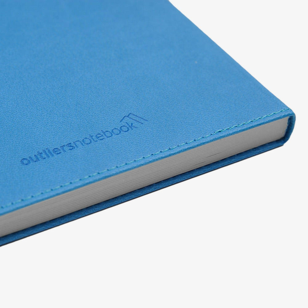 Outliers Executive - Soft Cover Blue