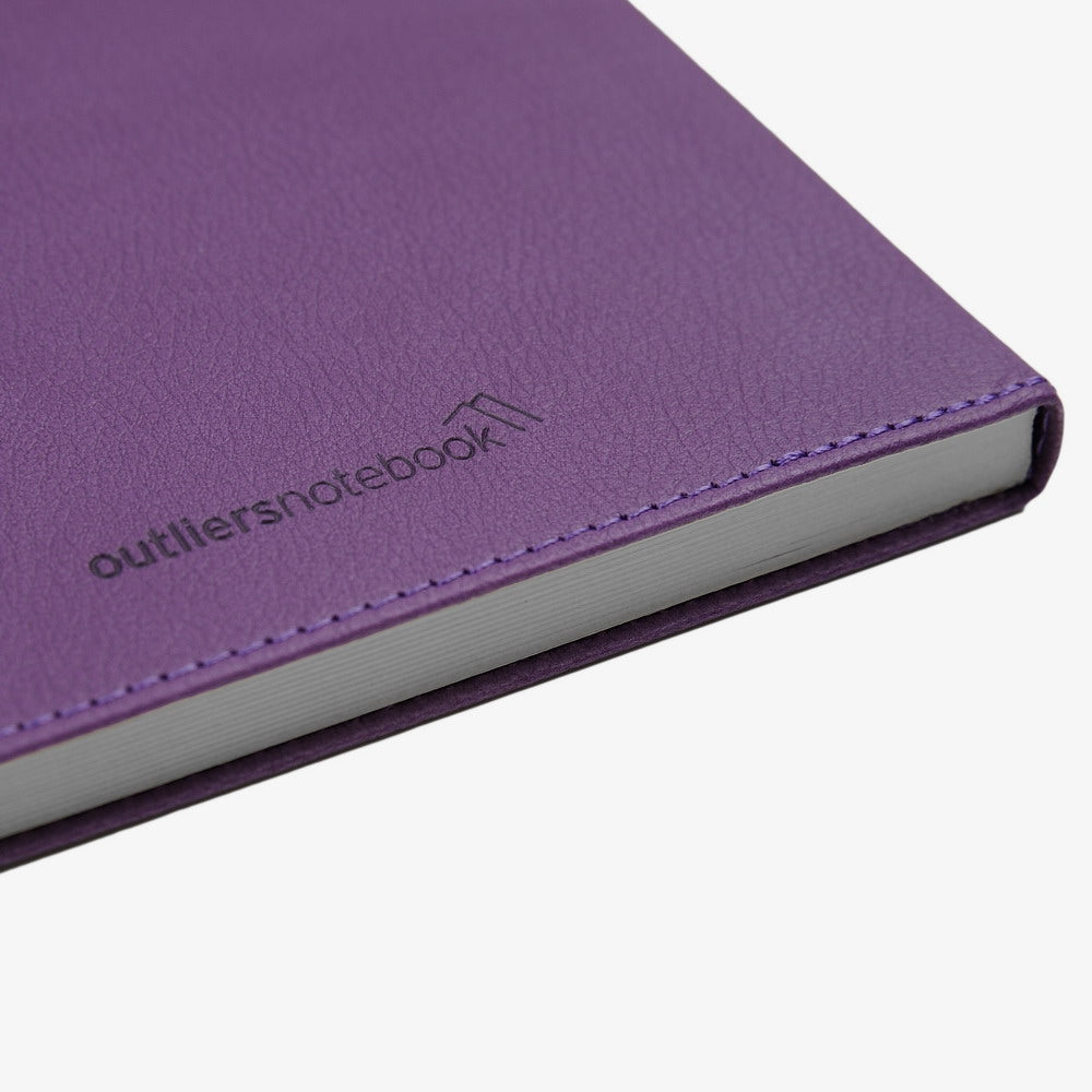 Outliers Soft Cover - Purple