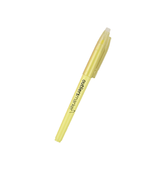 Outliers Marker - Yellow