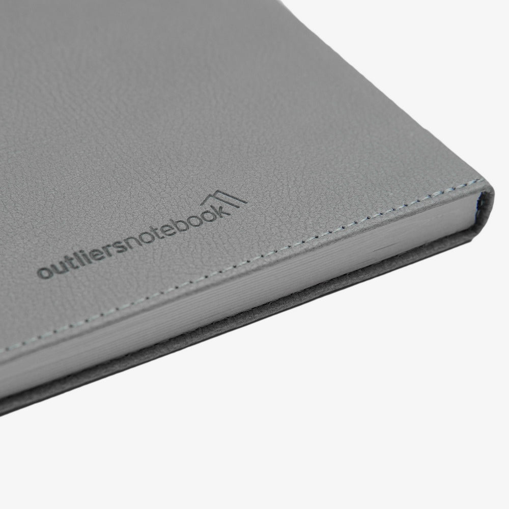 Outliers Executive - Soft Cover Light Grey