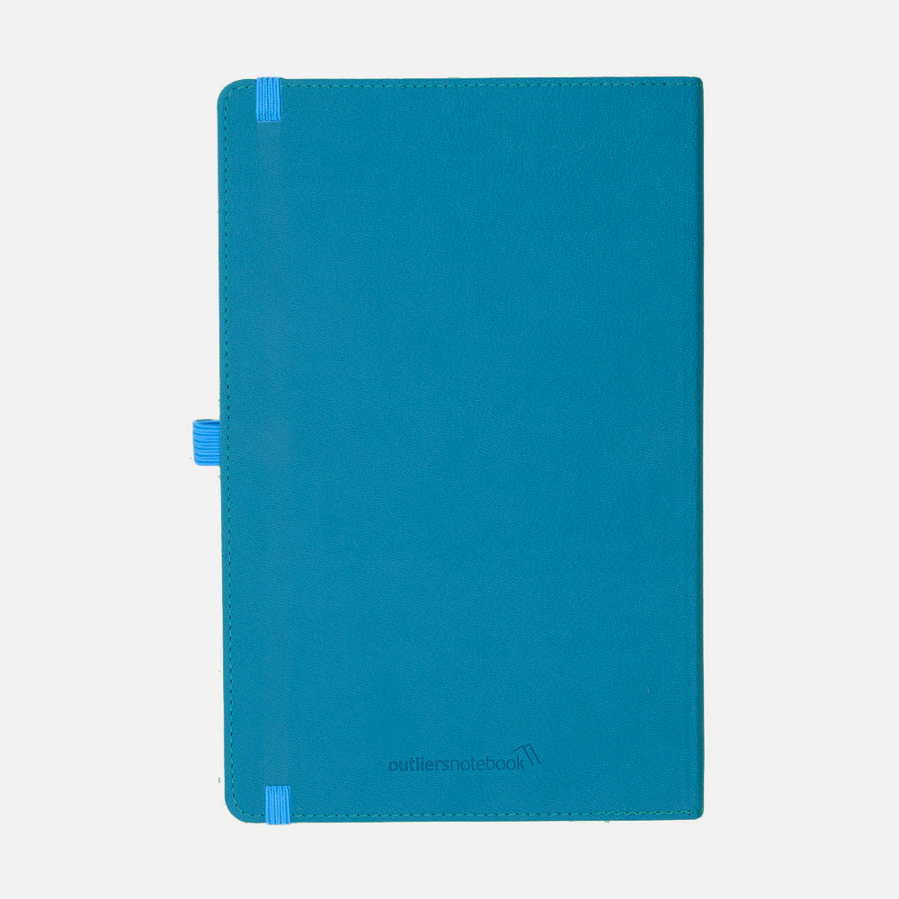Outliers Soft Cover - Blue