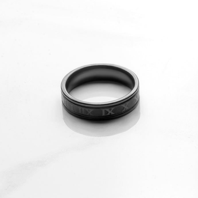 Timeless Onyx Ring
