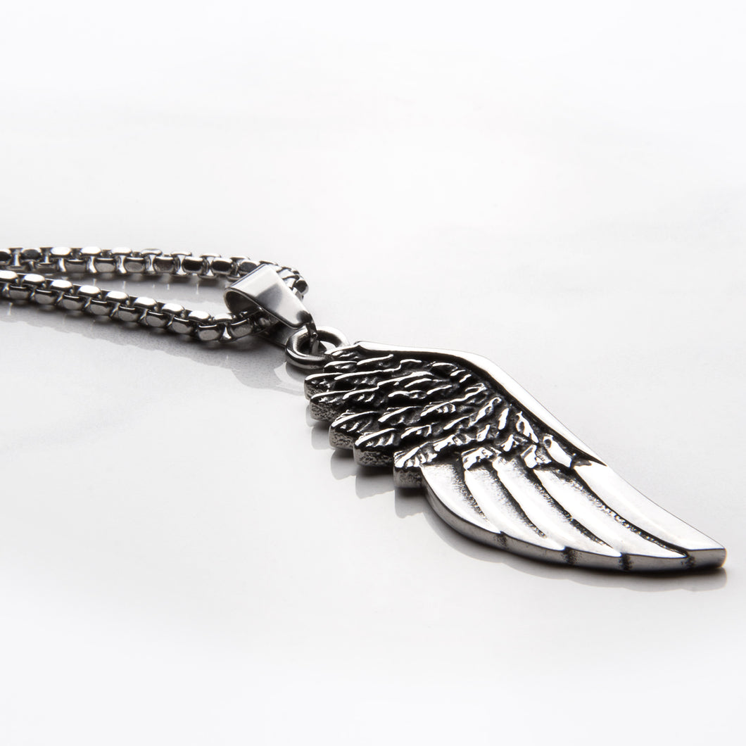 Signature Wing Necklace