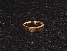 Pharaohs Crest Ring