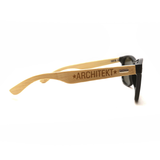 Born to be an Architekt 2 Sonnenbrille mit Lasergravur