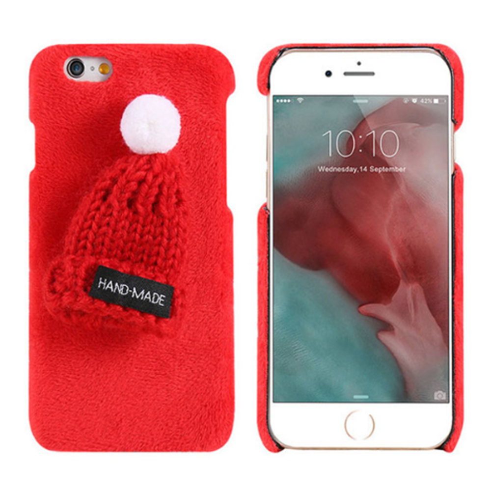 Knitted phone case is an accessory that does not go out of fashion 18