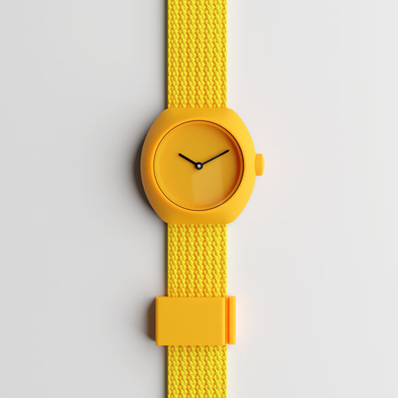 Watch.step - Yellow