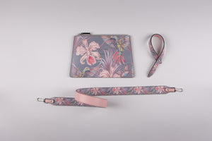 clutch set - hummingbird dark