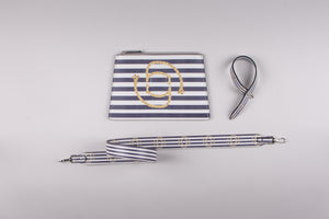 clutch set - marine blue
