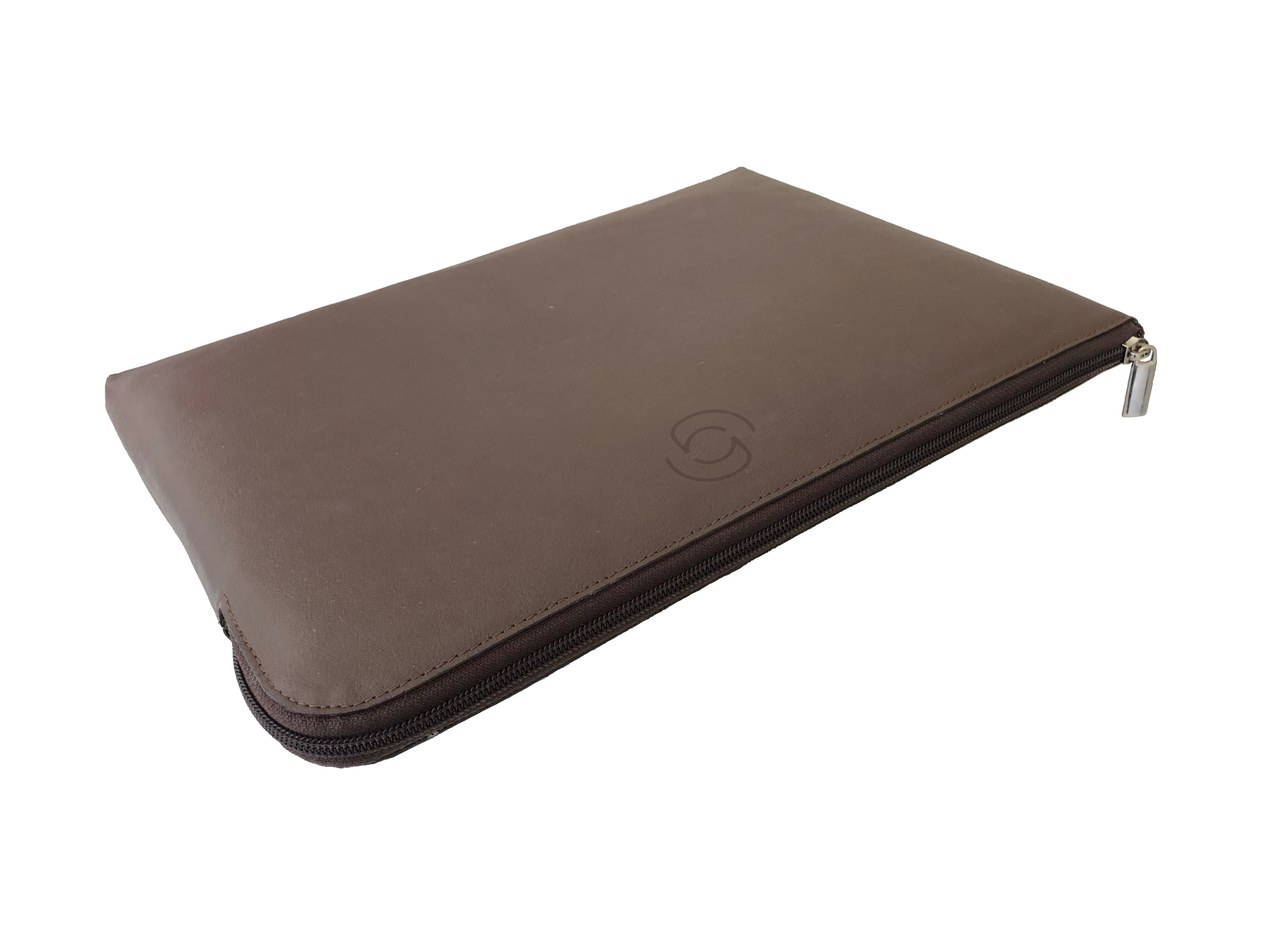 laptop sleeve taupe