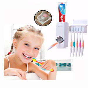 Distributeur Automatique de Dentifrice