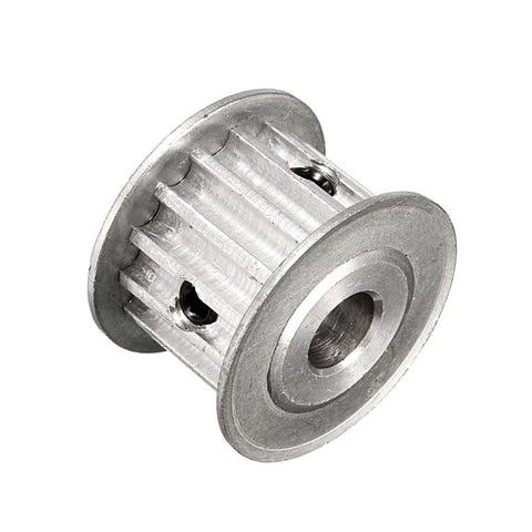Aluminum Motor Pulley HTD5M 15mm Wide 15 teeth