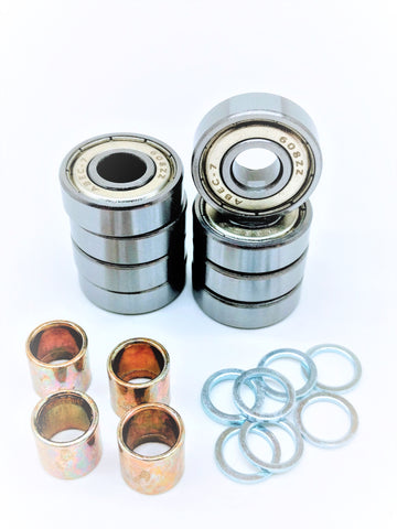 Basic Bearings