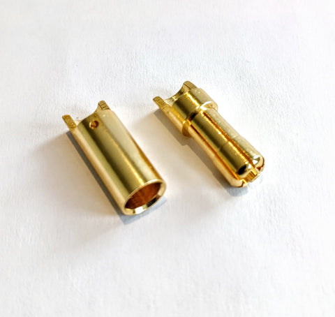 5.5mm Bullet Connector (Pair)