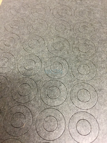Insulation Paper Rings (sheet)