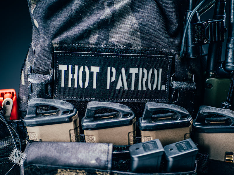 Patrol those THOTs!