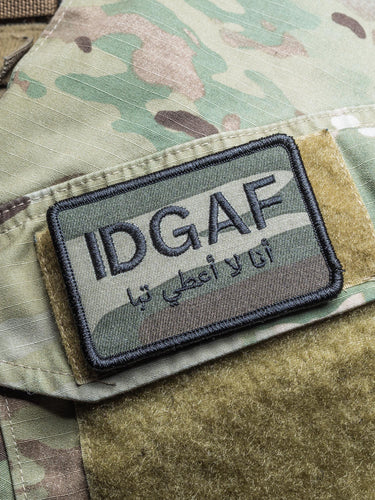 IDGAF Patch