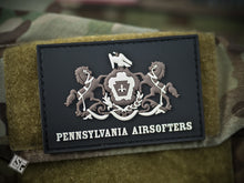 PA Airsofters Patch V2