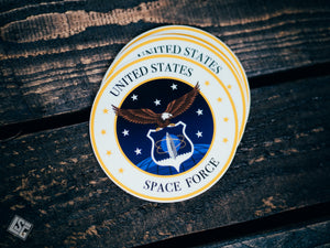 Space Force Sticker