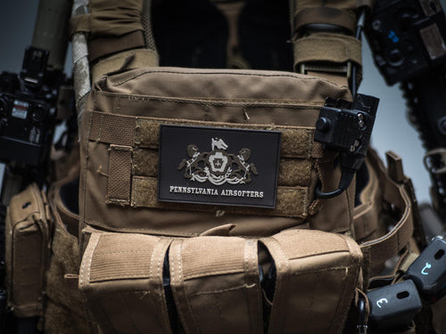 P.A. Airsofters Patch